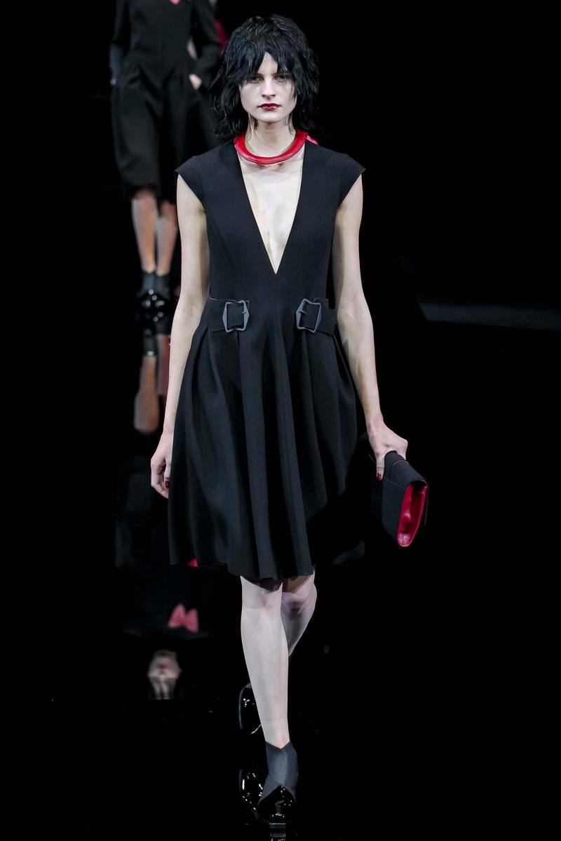 Emporio Armani Ready to Wear FW 2015 MFW (23)