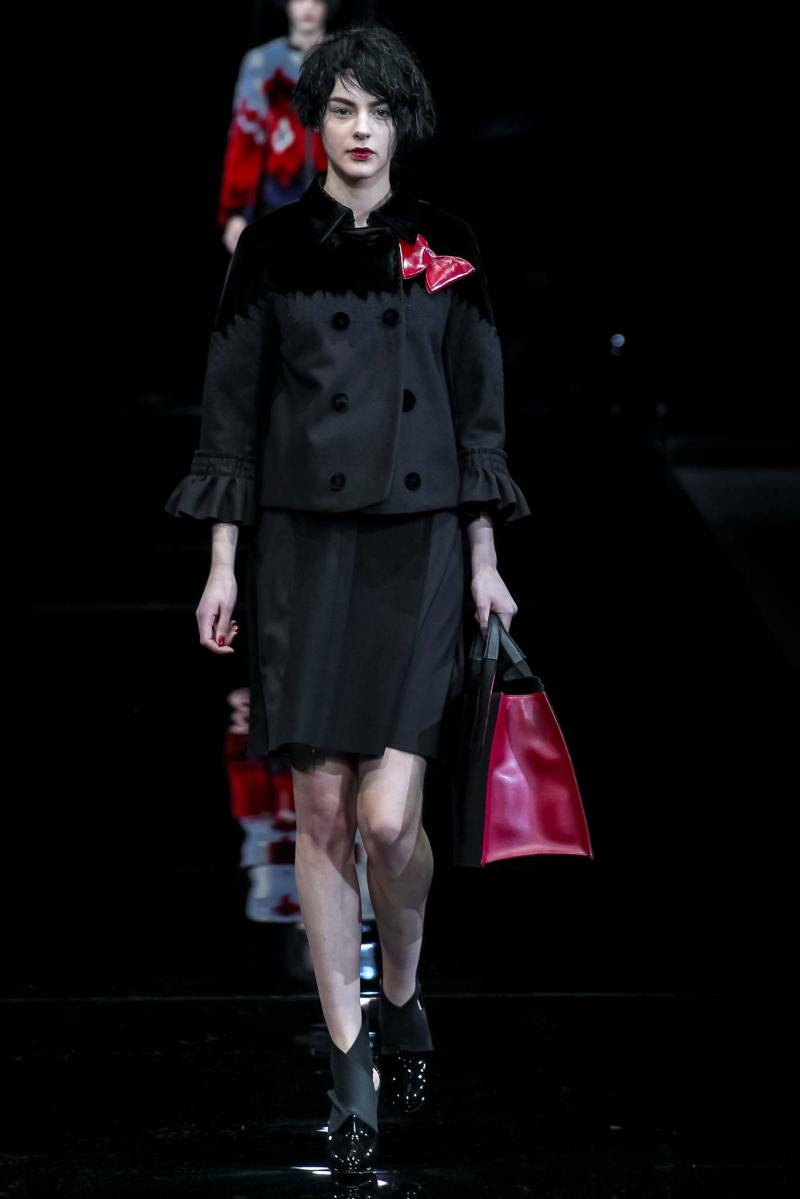 Emporio Armani Ready to Wear FW 2015 MFW (25)