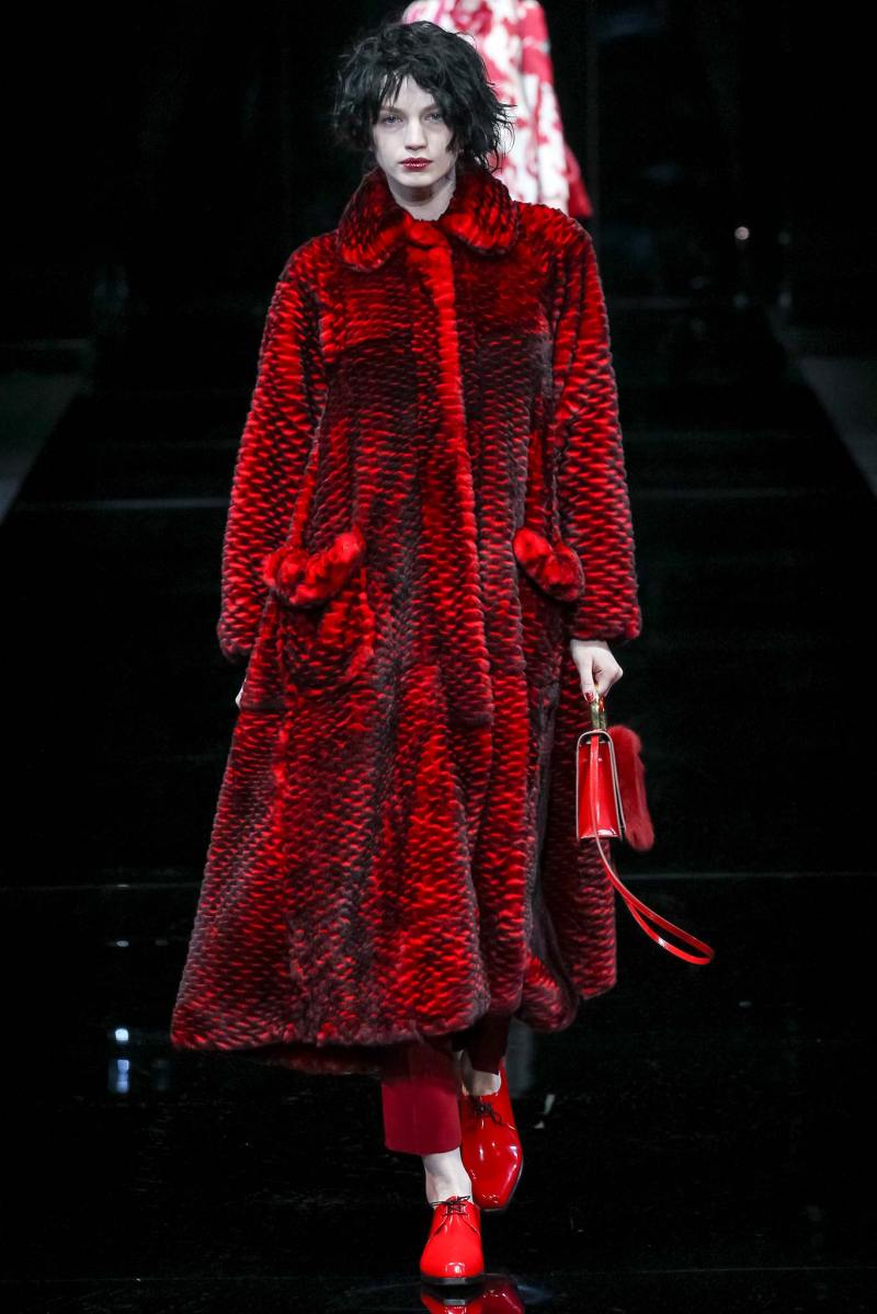 Emporio Armani Ready to Wear FW 2015 MFW (28)