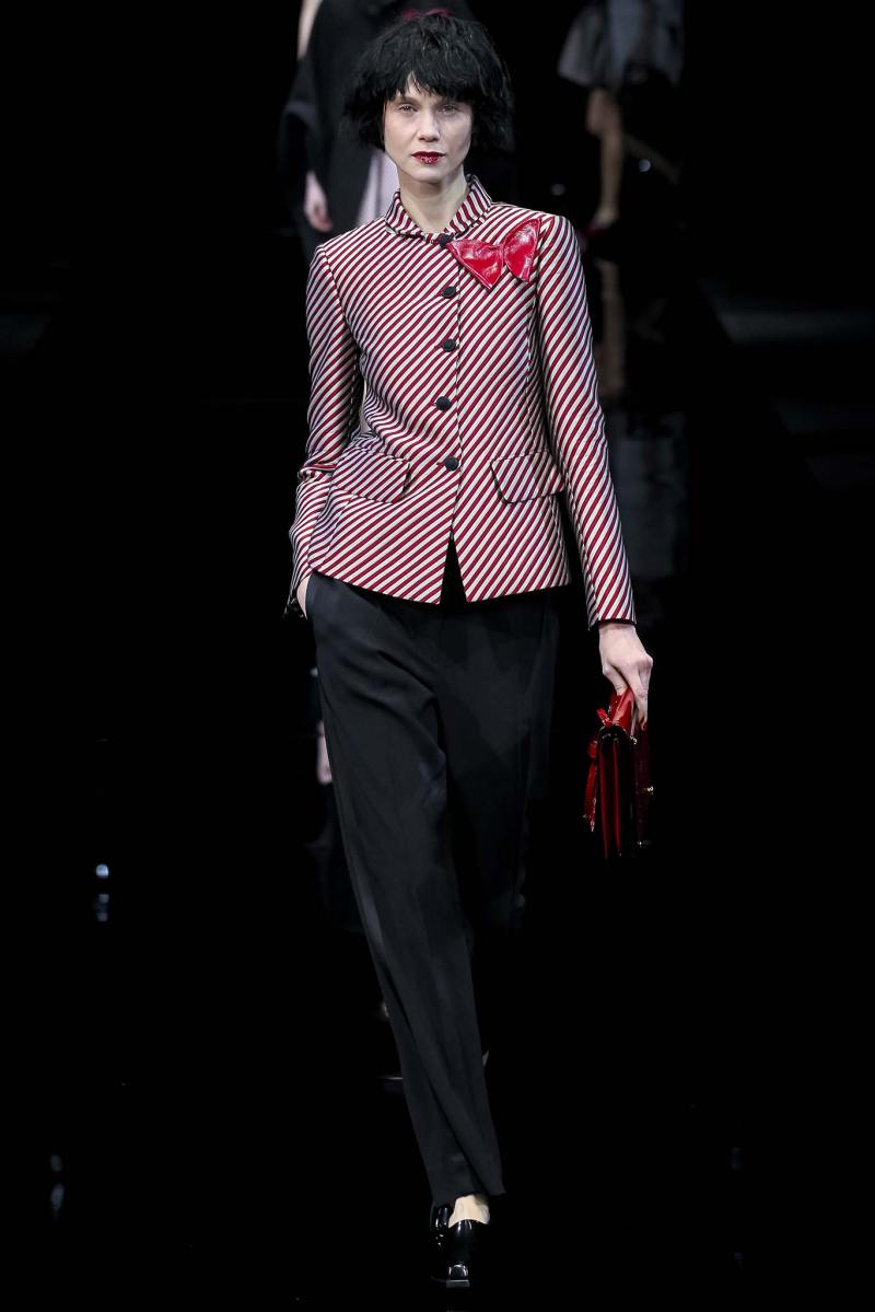 Emporio Armani Ready to Wear FW 2015 MFW (32)