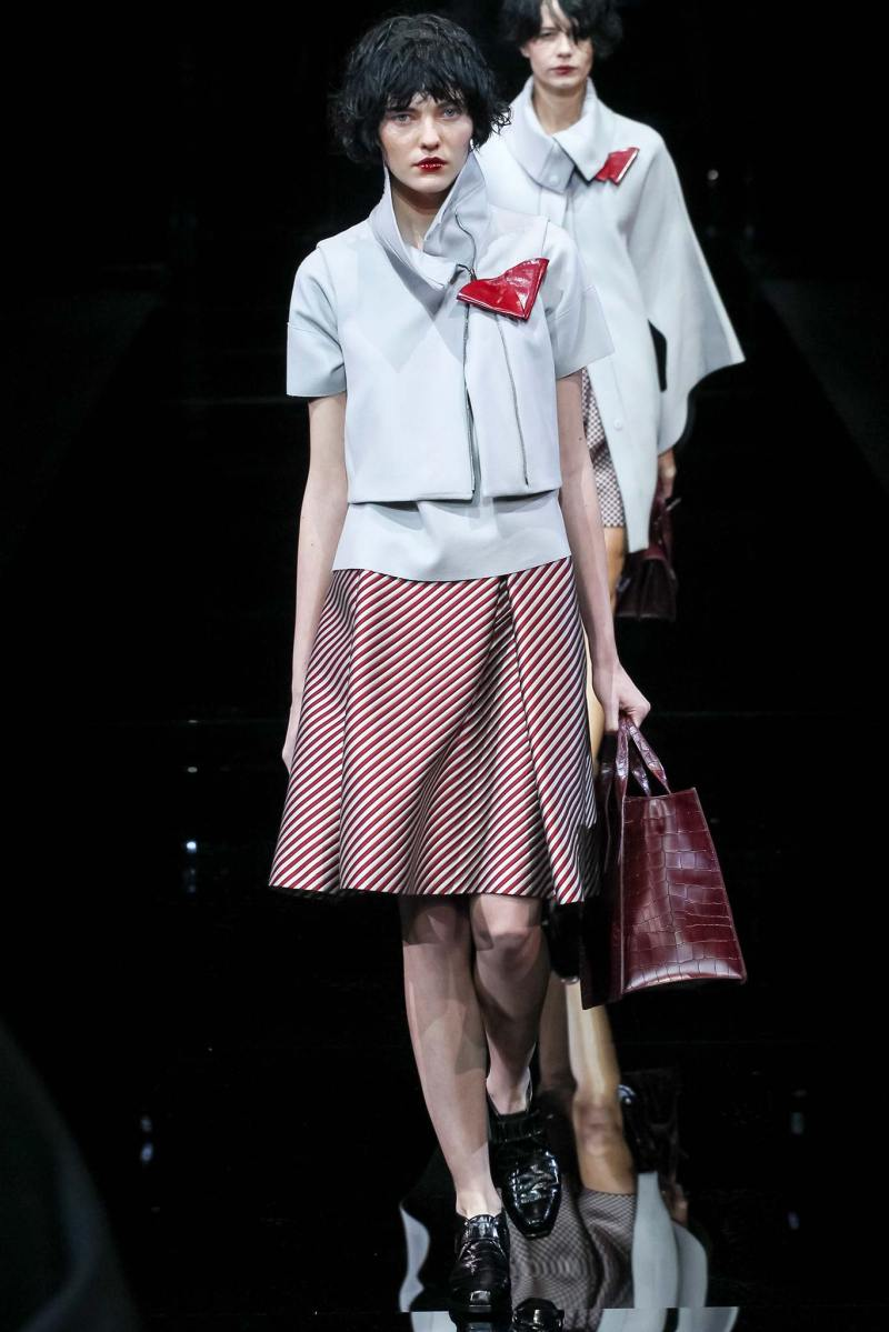Emporio Armani Ready to Wear FW 2015 MFW (34)