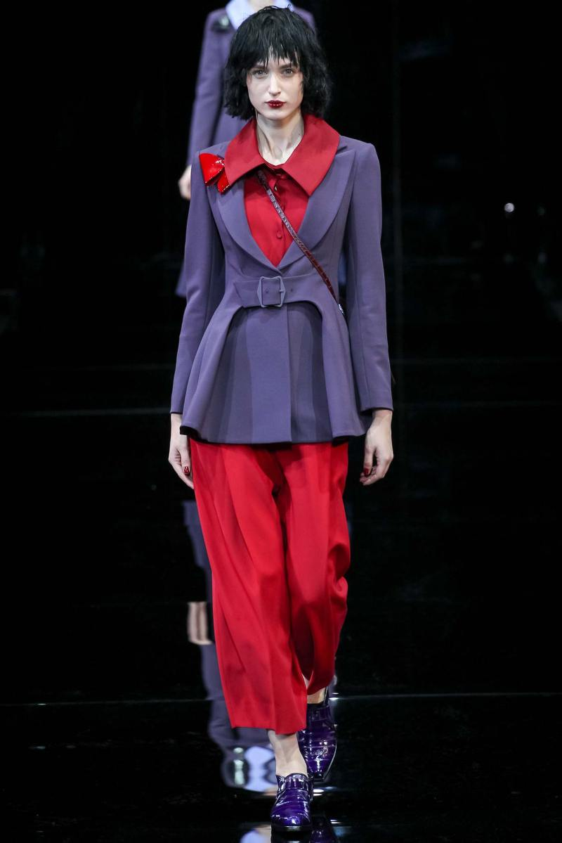 Emporio Armani Ready to Wear FW 2015 MFW (37)