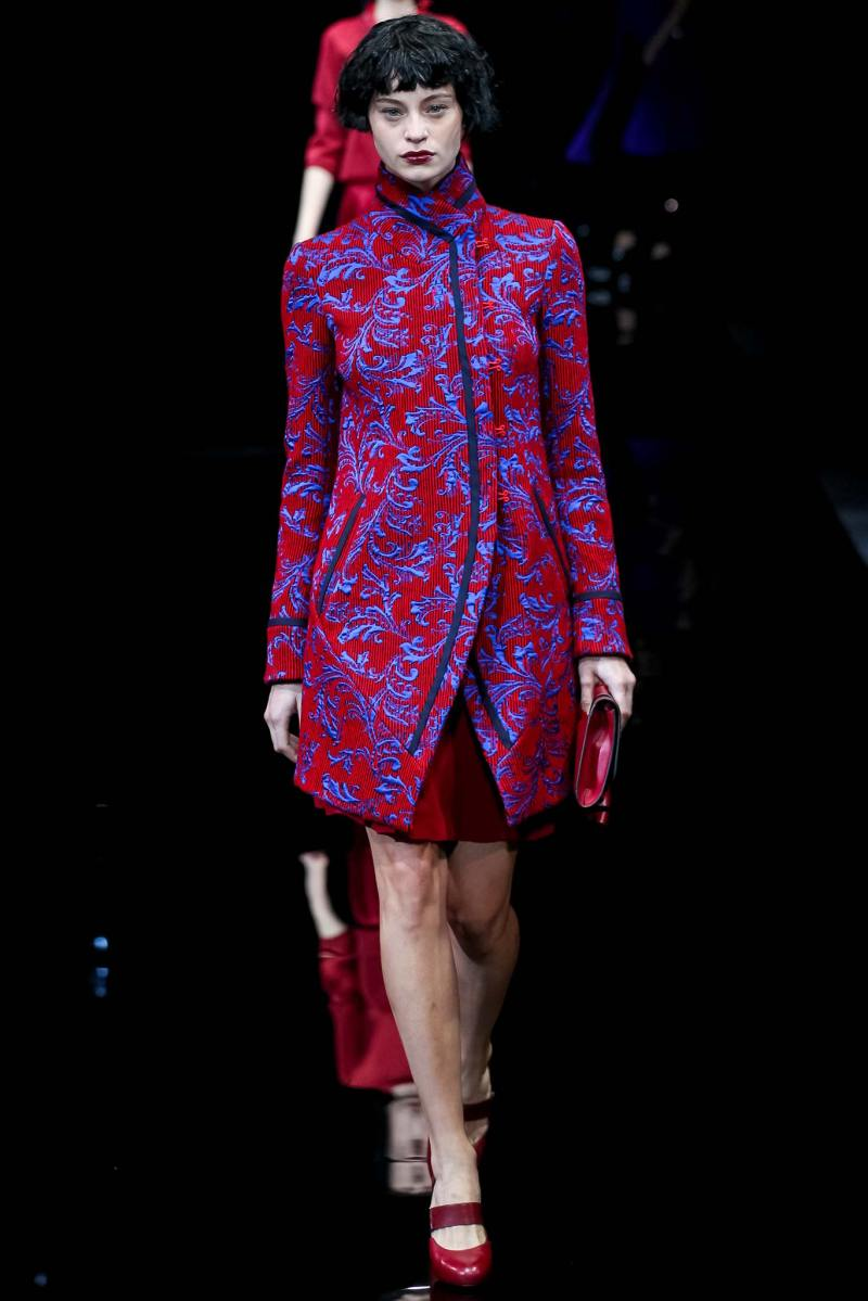 Emporio Armani Ready to Wear FW 2015 MFW (40)