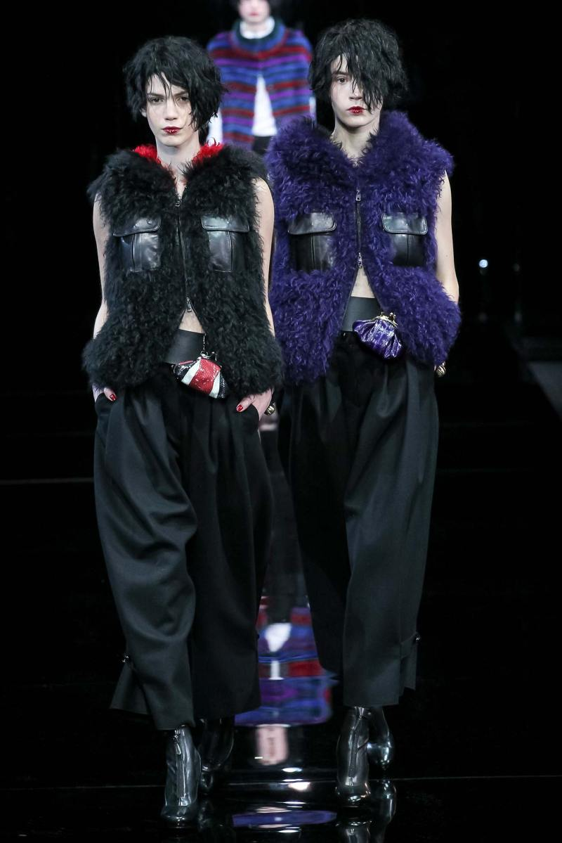 Emporio Armani Ready to Wear FW 2015 MFW (44)