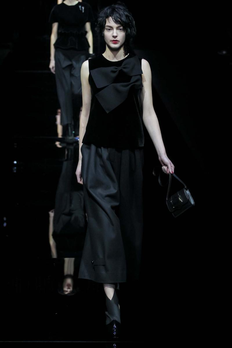 Emporio Armani Ready to Wear FW 2015 MFW (59)