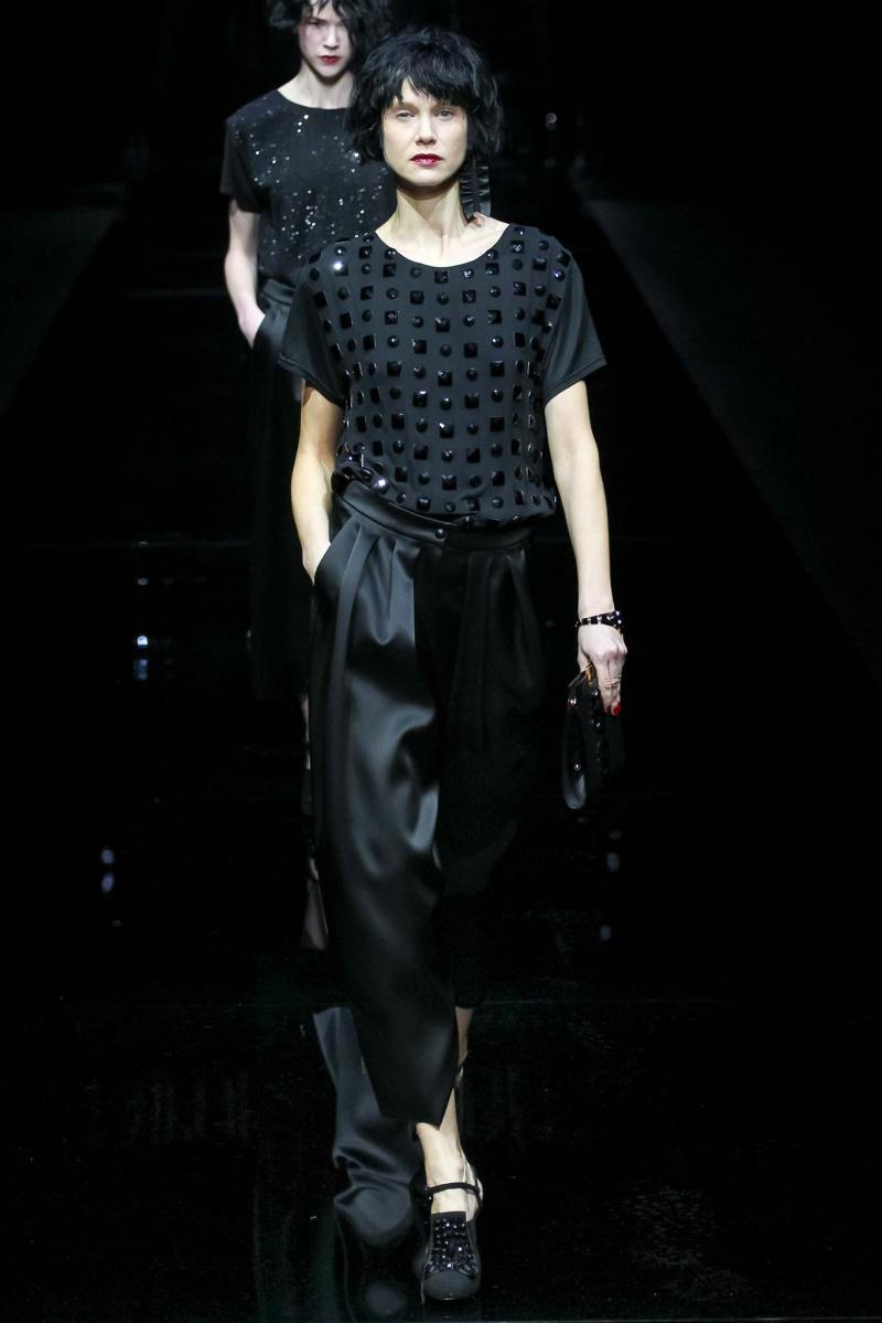 Emporio Armani Ready to Wear FW 2015 MFW (67)