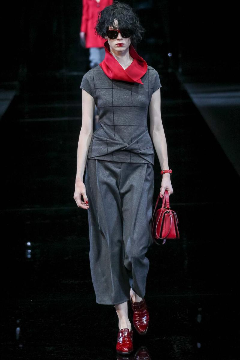 Emporio Armani Ready to Wear FW 2015 MFW (8)