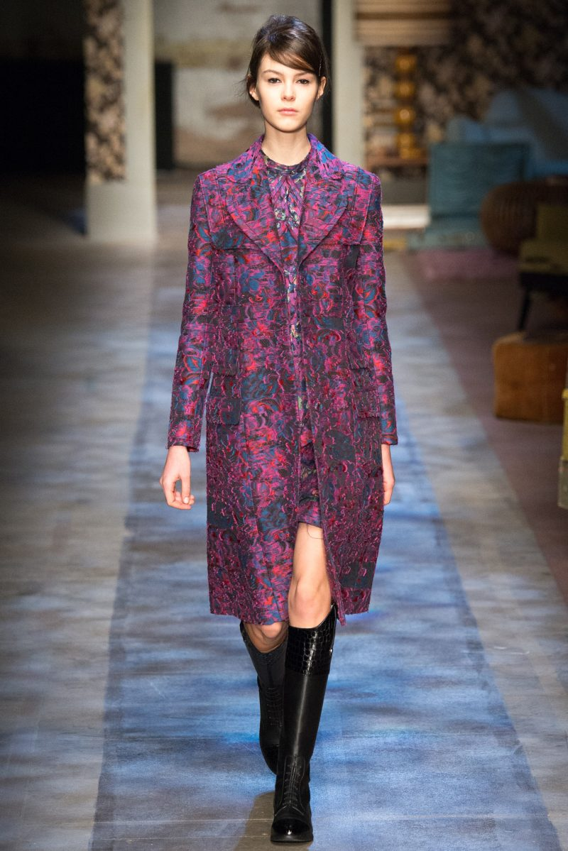 Erdem Ready to Wear FW 2015 LFW (10)