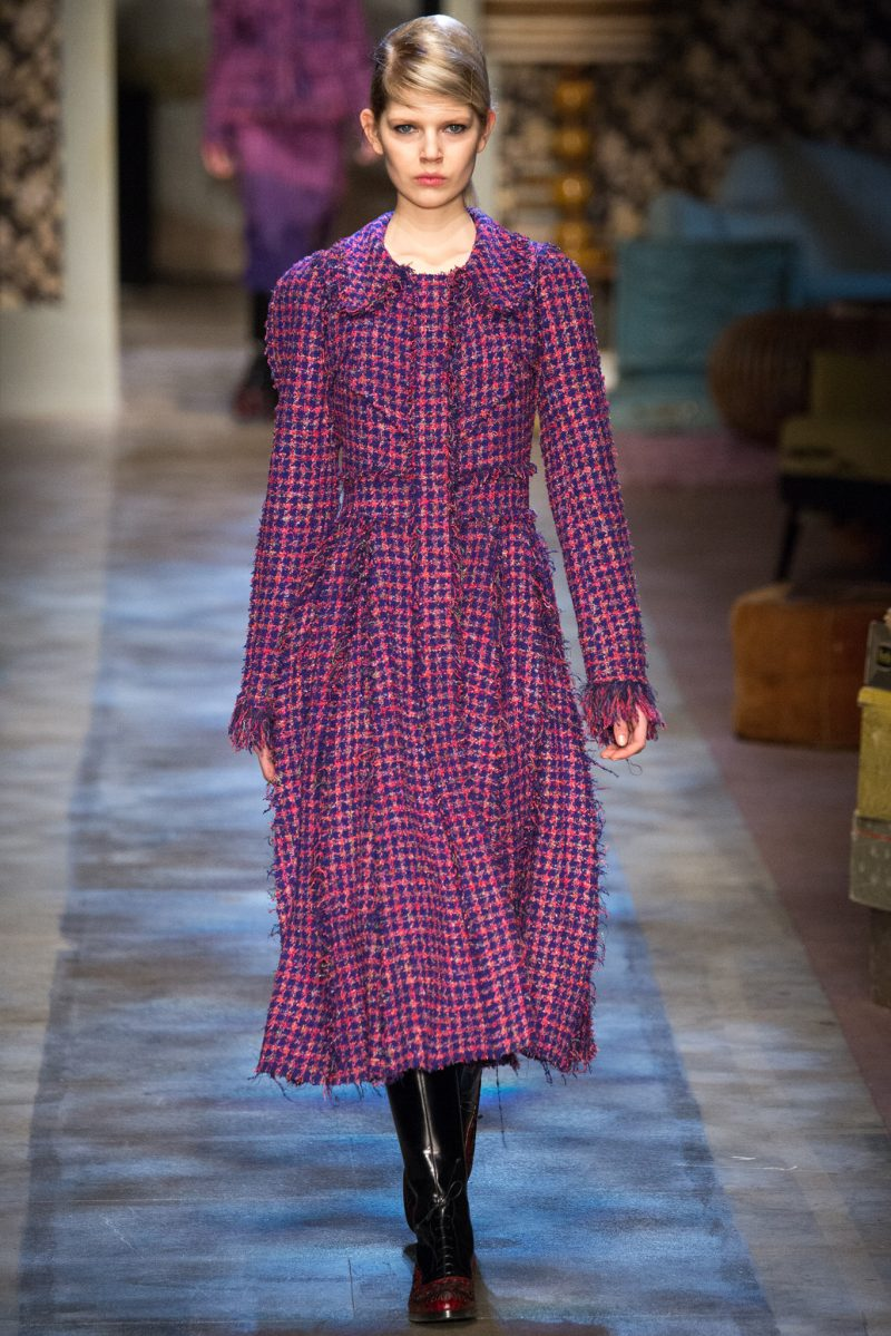 Erdem Ready to Wear FW 2015 LFW (13)