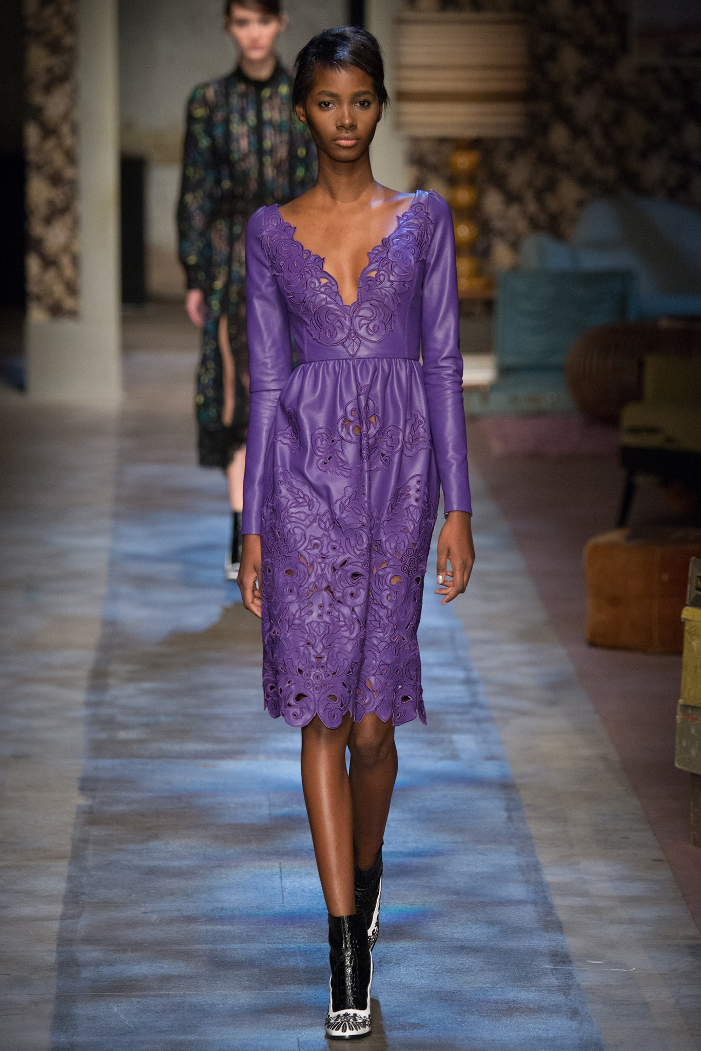 Erdem Ready to Wear F/W 2015 LFW