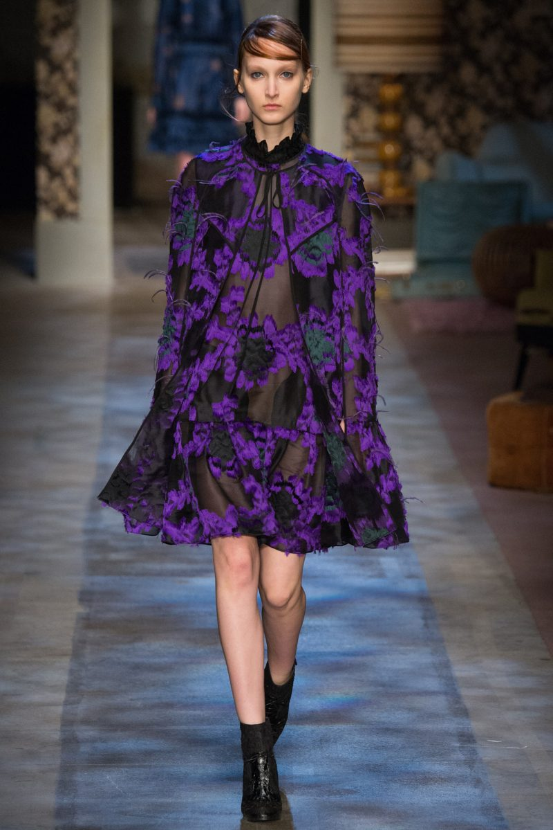 Erdem Ready to Wear FW 2015 LFW (31)
