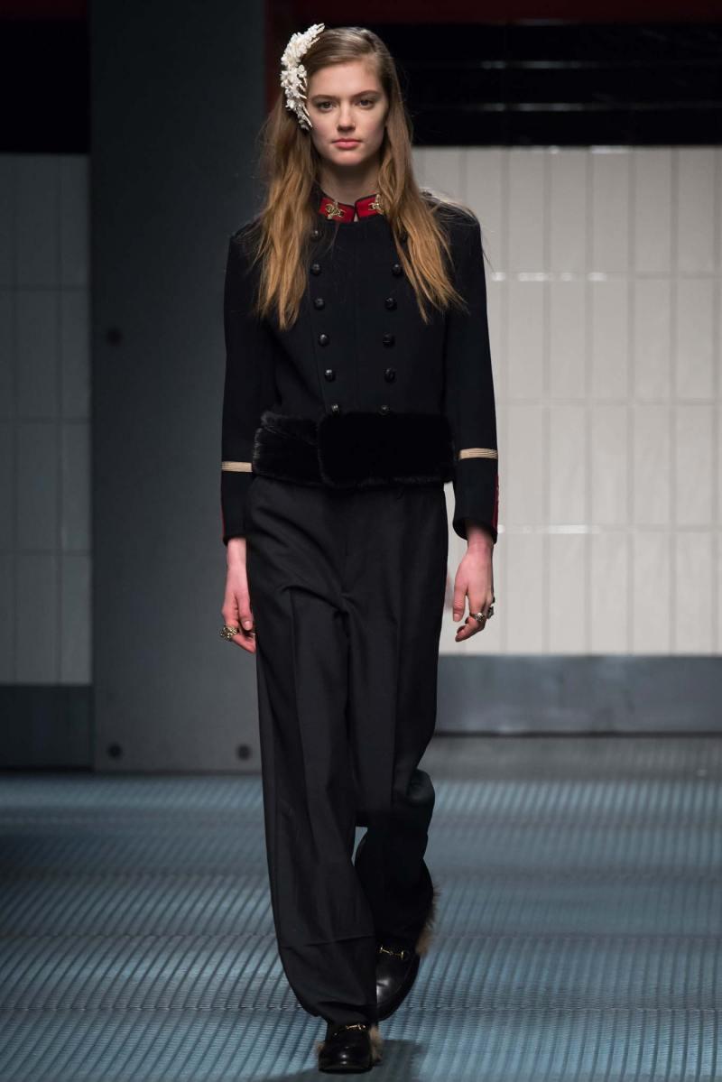Gucci Ready to Wear FW 2015 MFW (21)