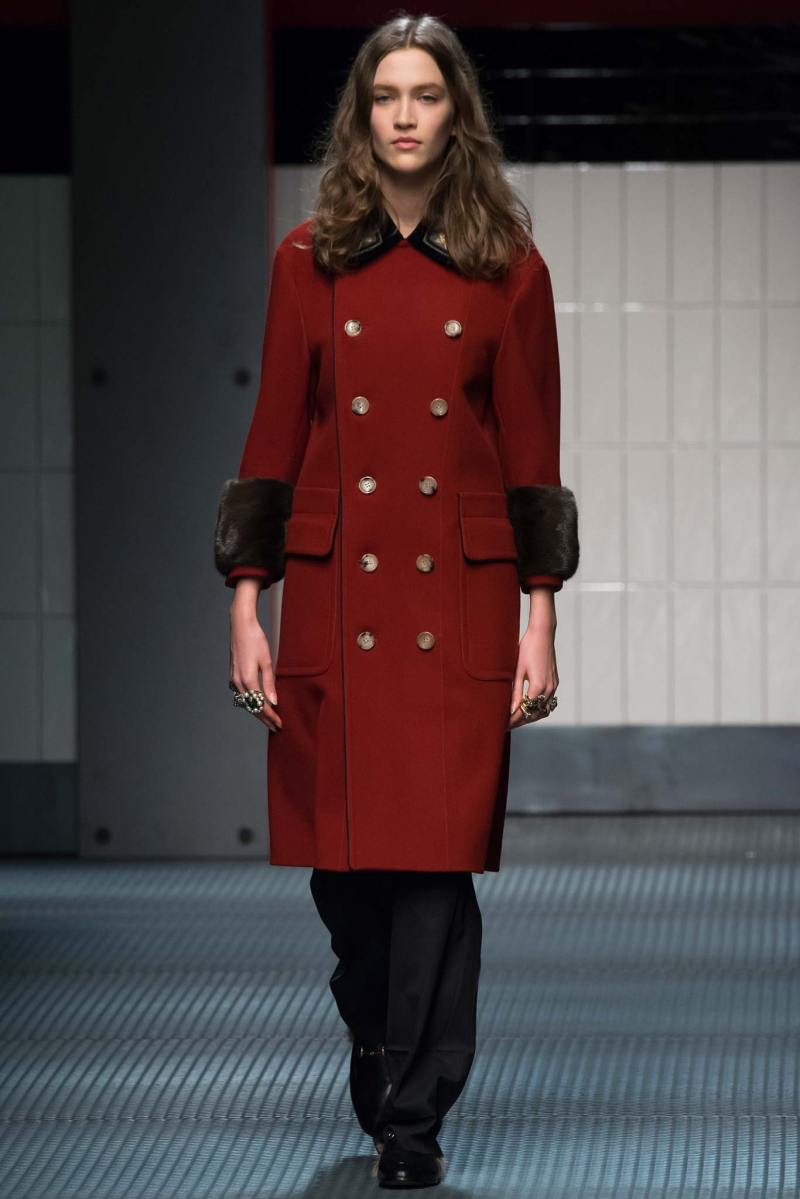 Gucci Ready to Wear FW 2015 MFW (34)