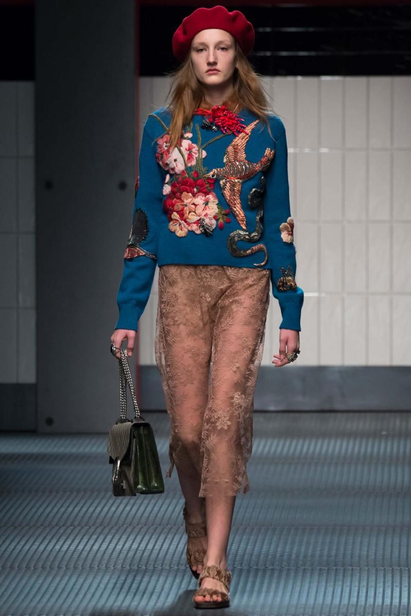 Gucci Ready to Wear FW 2015 MFW (40)