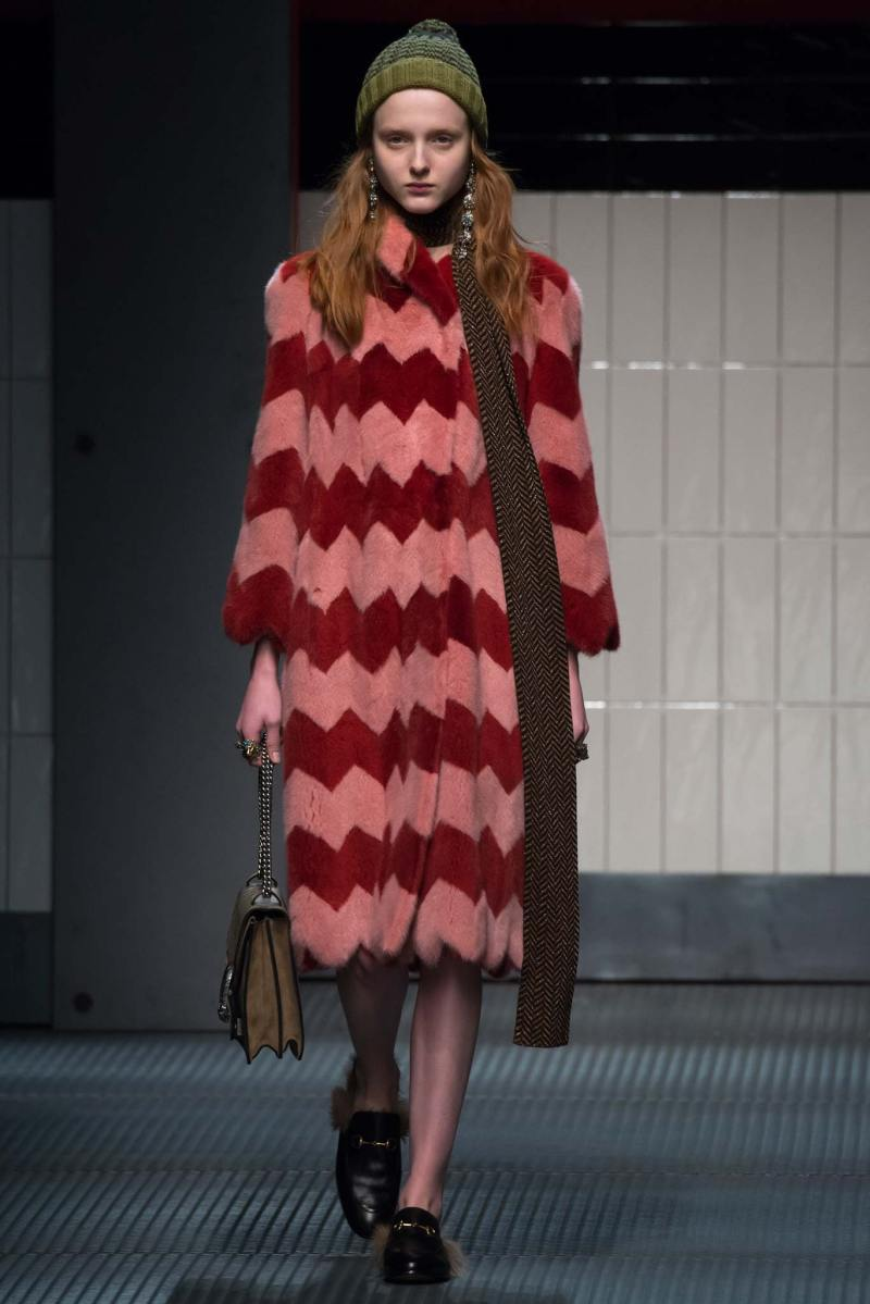 Gucci Ready to Wear FW 2015 MFW (5)