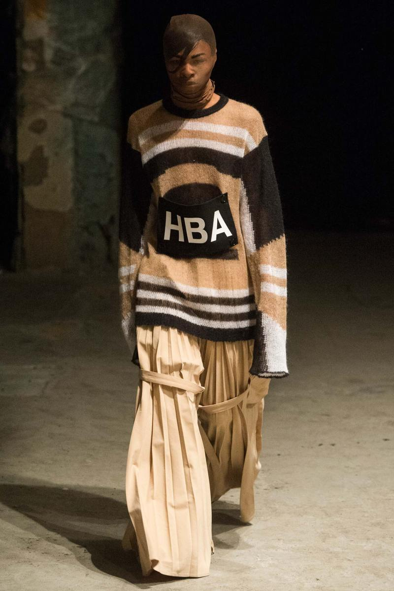 Hood by Air Ready to Wear FW 2015 NYFW (6)