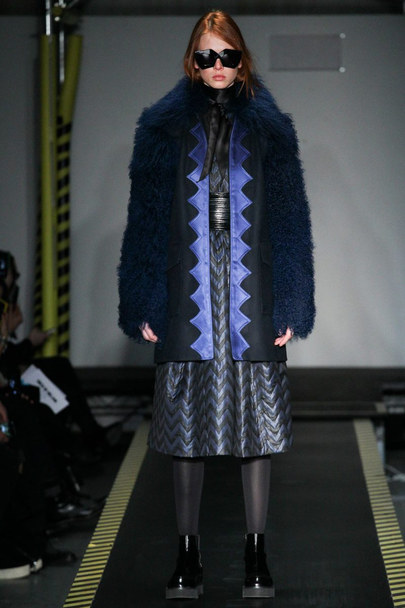 House of Holland Ready to Wear FW 2015 LFW (15)