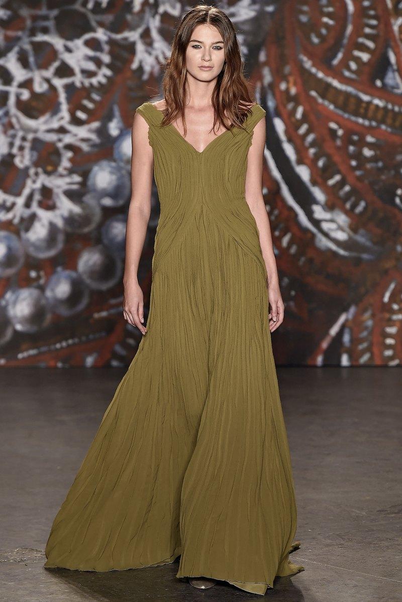 Jenny Packham Ready to Wear FW 2015 NYFW (16)