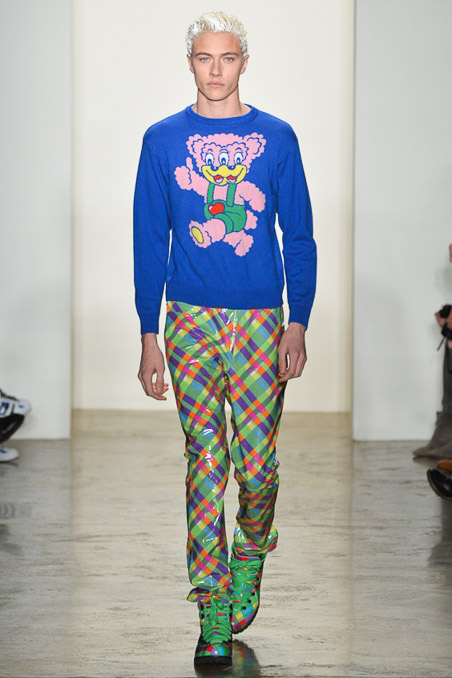 Jeremy Scott Ready to Wear FW 2015 NYFW