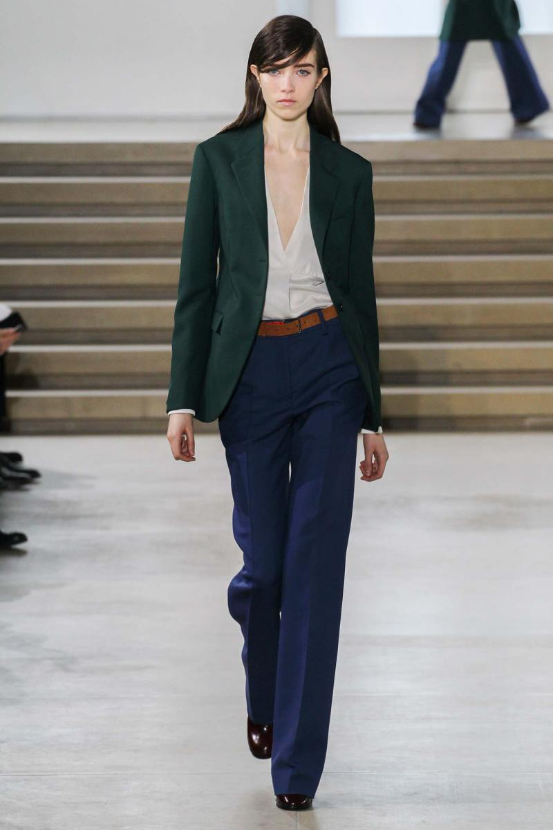 Jil Sander Ready to Wear FW 2015 MFW (2)