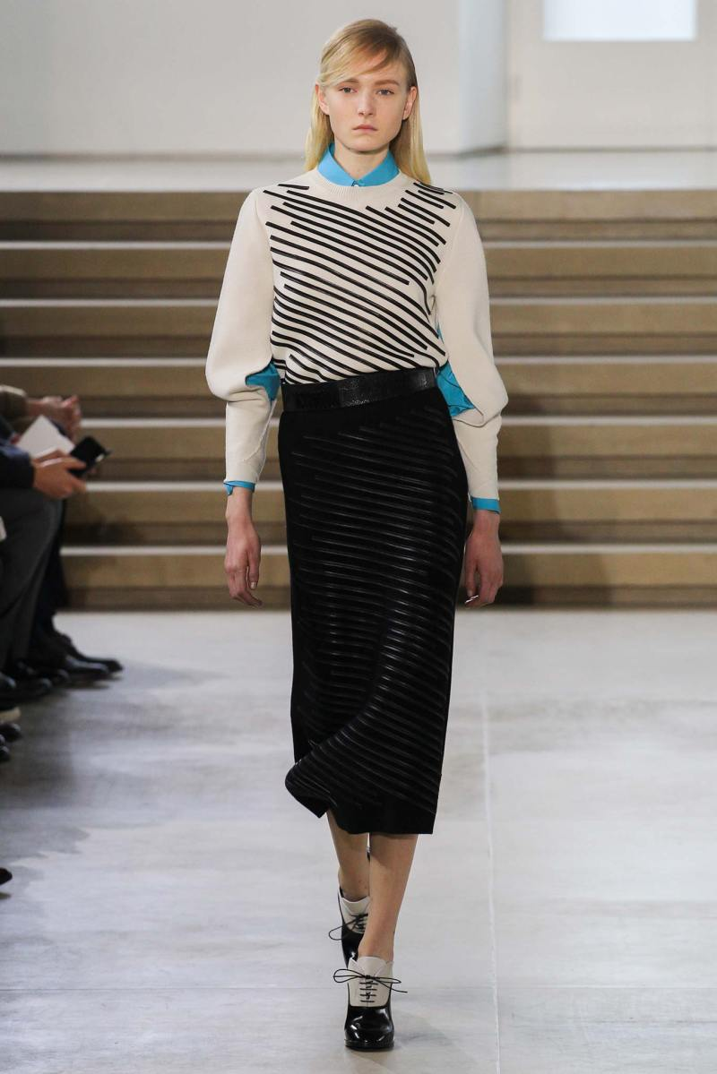 Jil Sander Ready to Wear FW 2015 MFW (23)