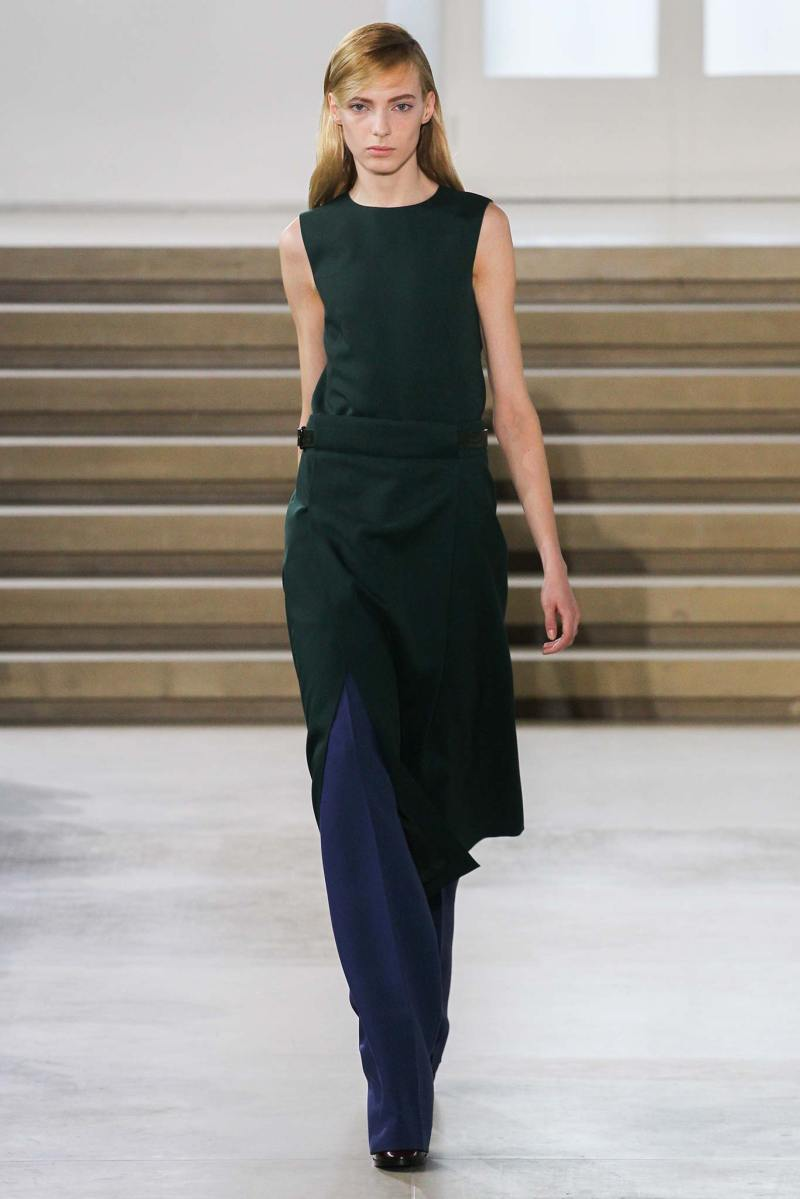 Jil Sander Ready to Wear FW 2015 MFW (3)