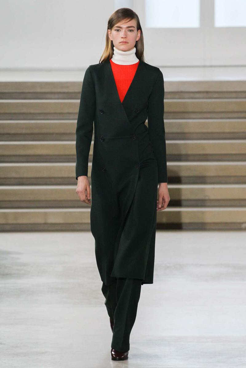 Jil Sander Ready to Wear FW 2015 MFW (4)