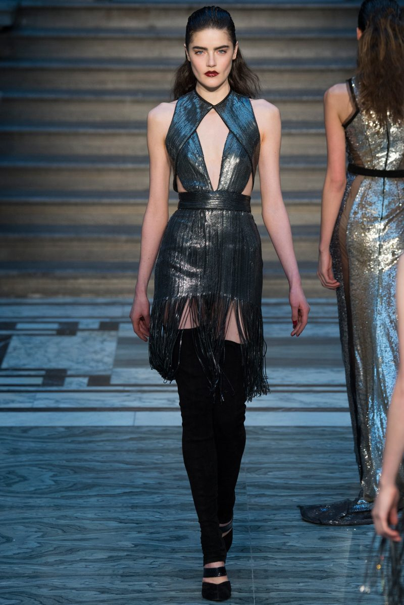 Julien Macdonald Ready to Wear FW 2015 LFW (36)