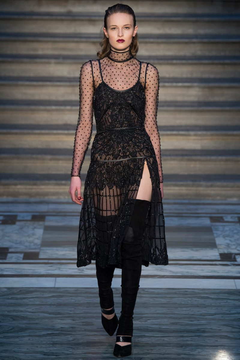 Julien Macdonald Ready to Wear FW 2015 LFW (8)