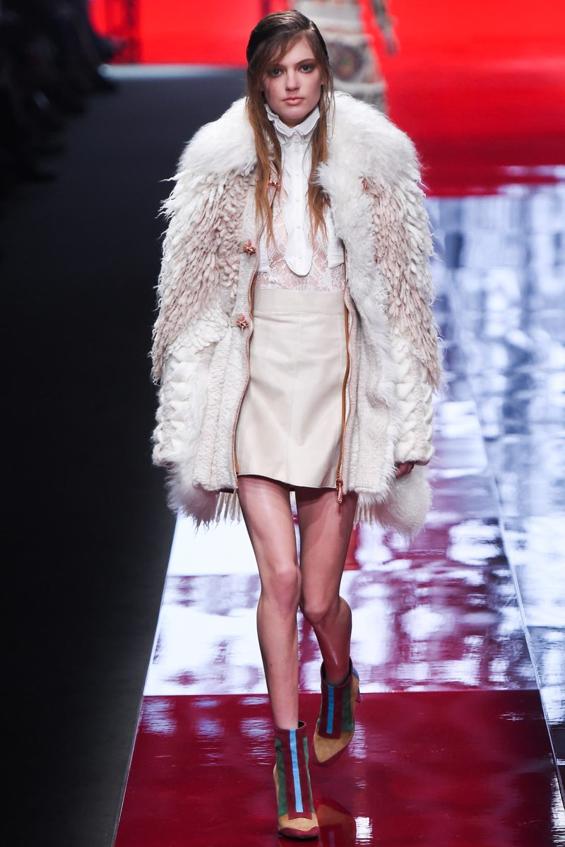 Just Cavalli Ready to Wear FW 2015 MFW (14)