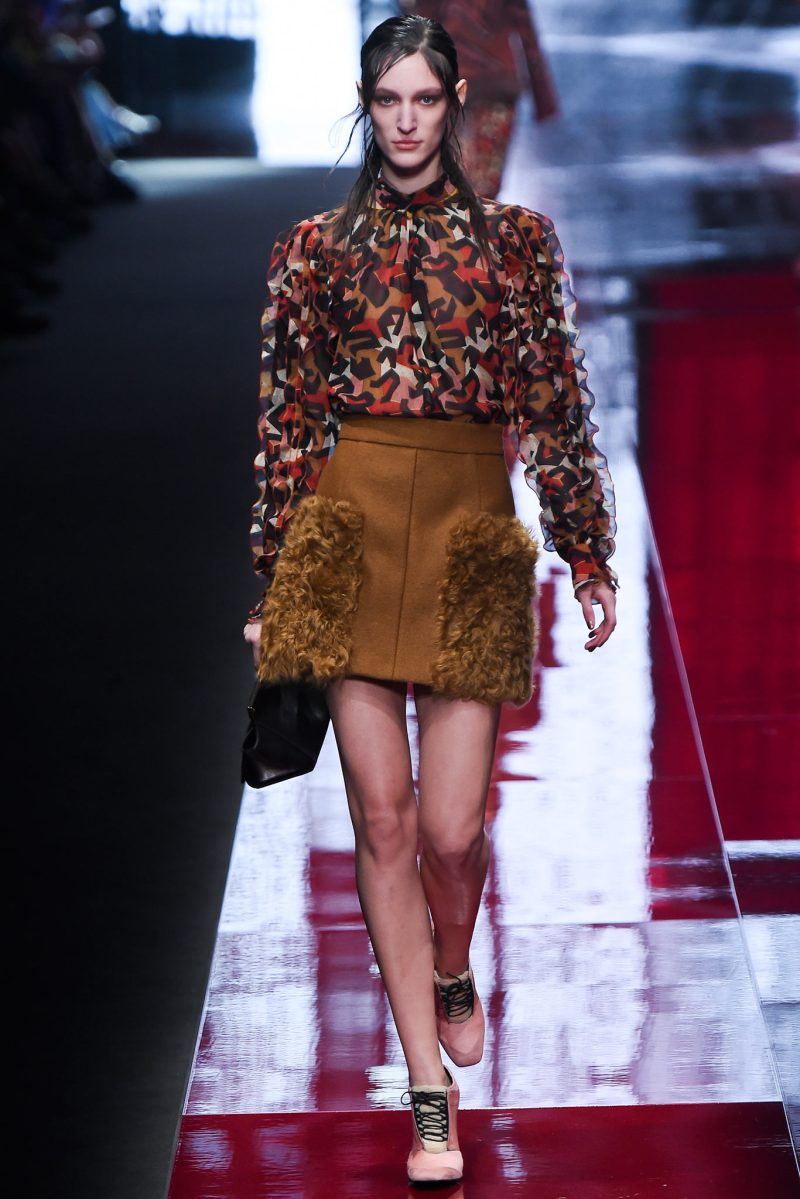 Just Cavalli Ready to Wear FW 2015 MFW (20)