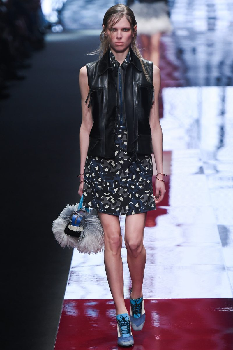 Just Cavalli Ready to Wear FW 2015 MFW (5)
