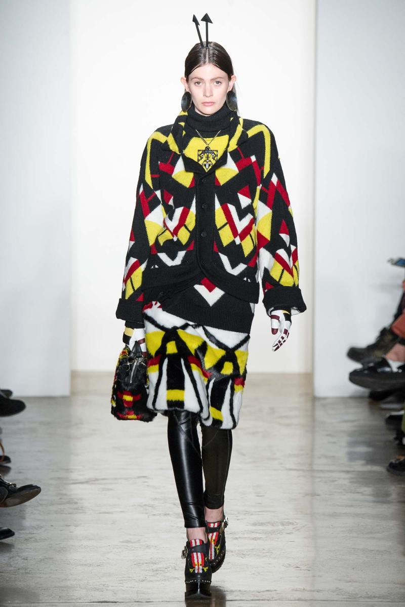 KTZ Ready to Wear FW 2015 NYFW (15)