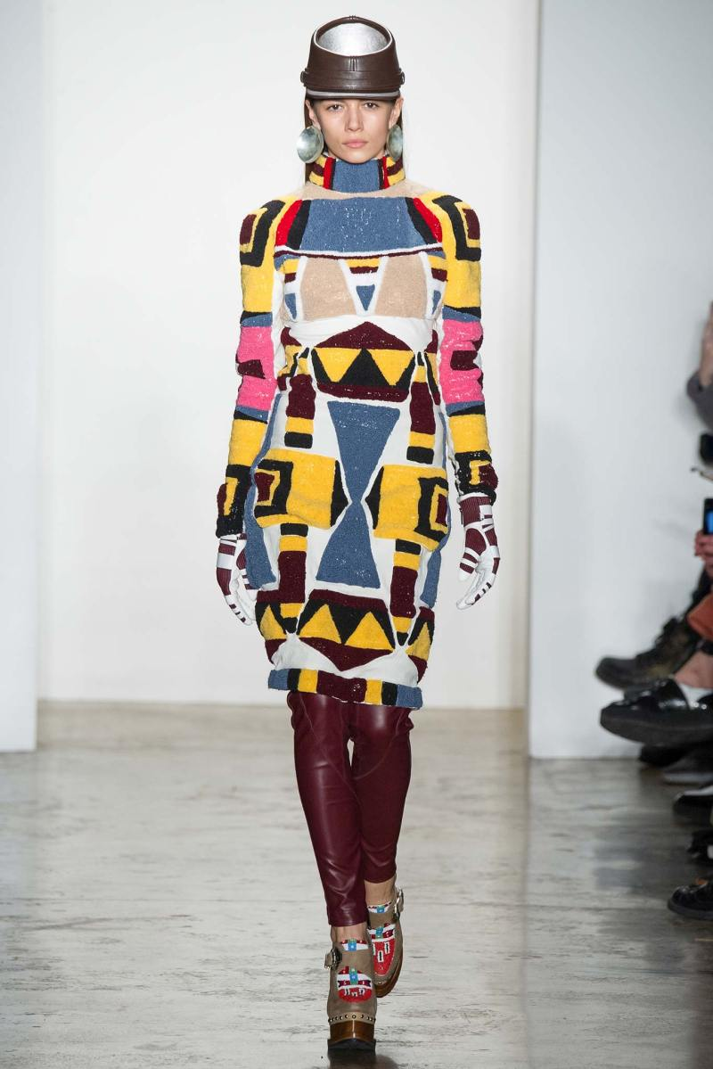 KTZ Ready to Wear FW 2015 NYFW (19)