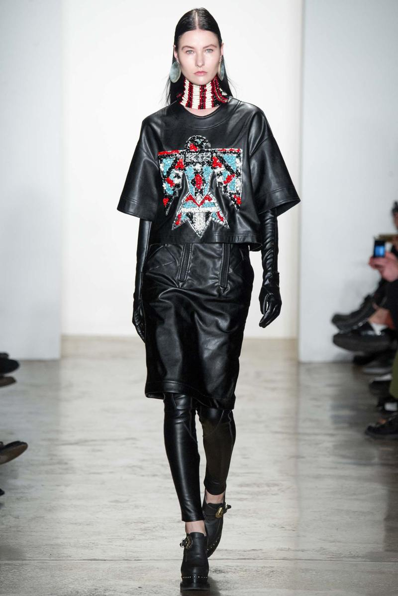 KTZ Ready to Wear FW 2015 NYFW (24)