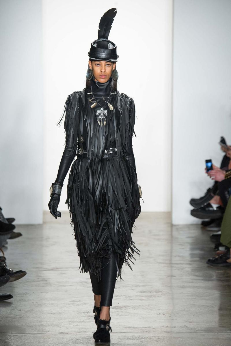 KTZ Ready to Wear FW 2015 NYFW (28)