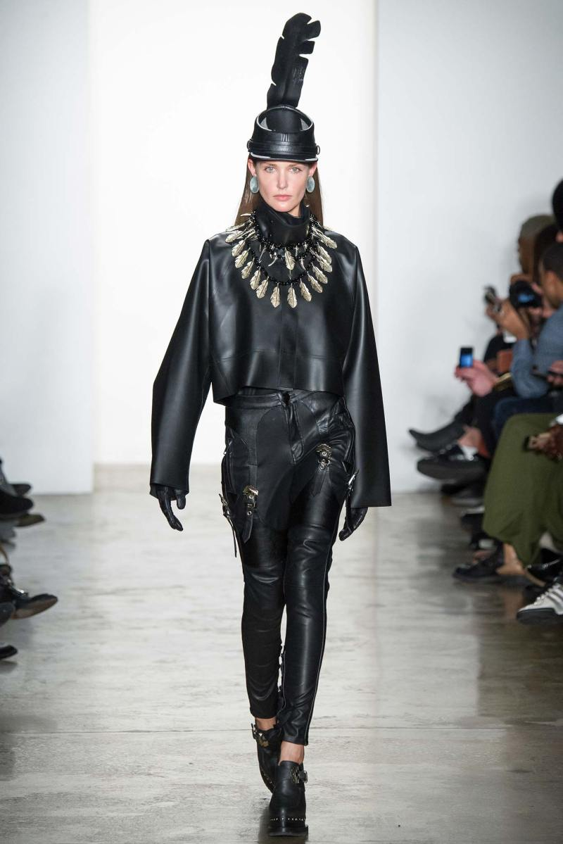 KTZ Ready to Wear FW 2015 NYFW (31)