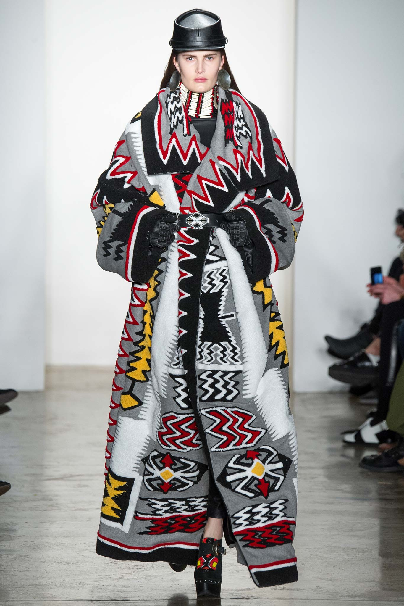KTZ Ready to Wear FW 2015 NYFW