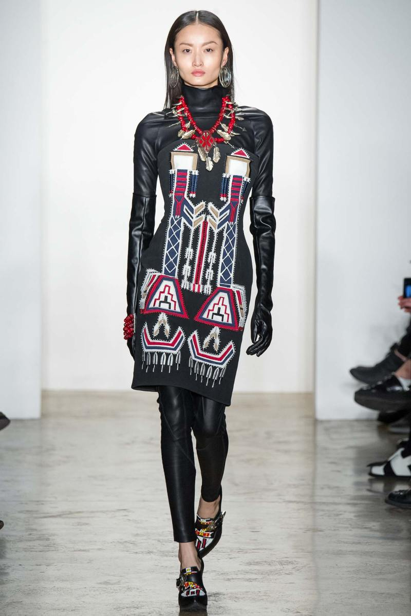 KTZ Ready to Wear FW 2015 NYFW (42)