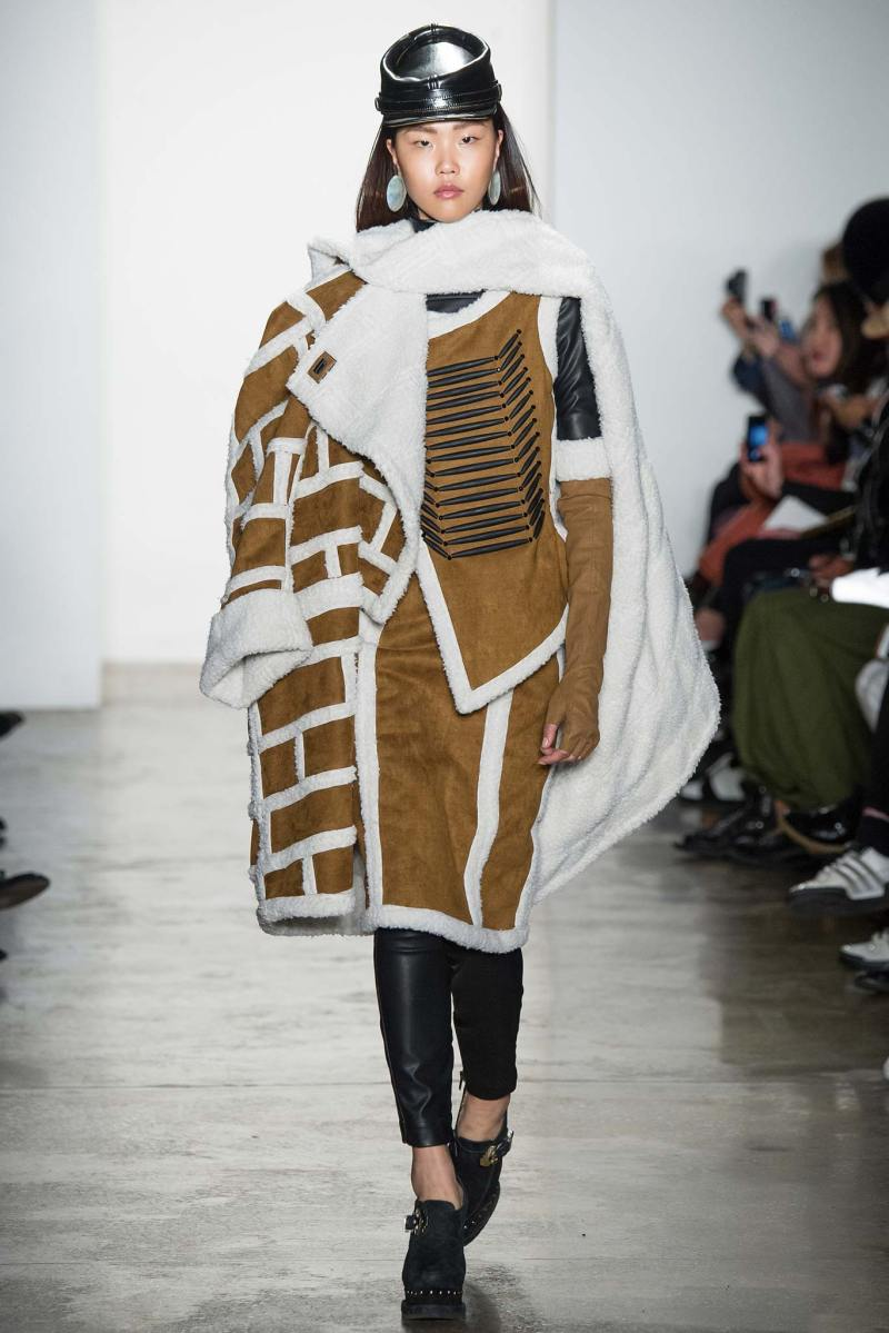 KTZ Ready to Wear FW 2015 NYFW (6)