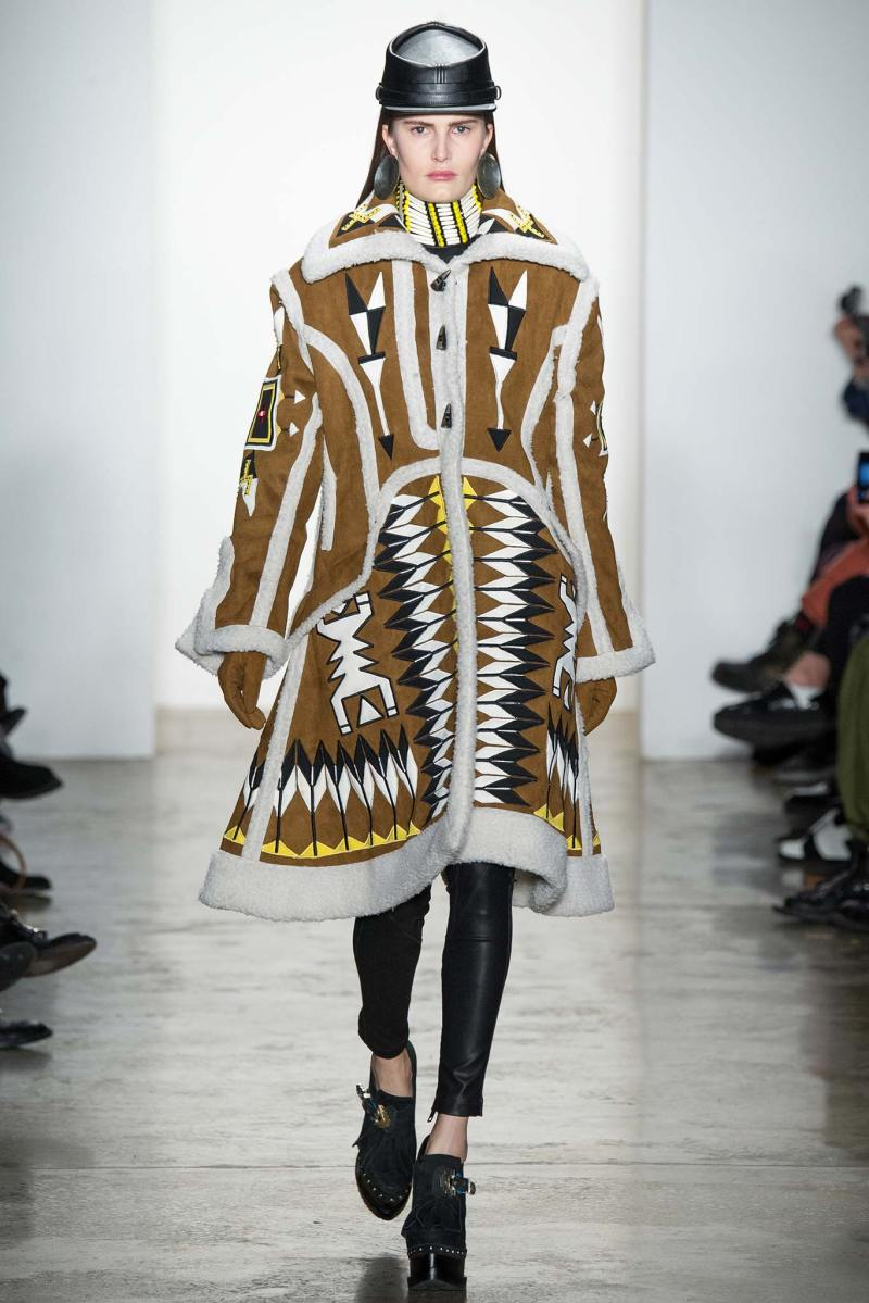 KTZ Ready to Wear FW 2015 NYFW (7)