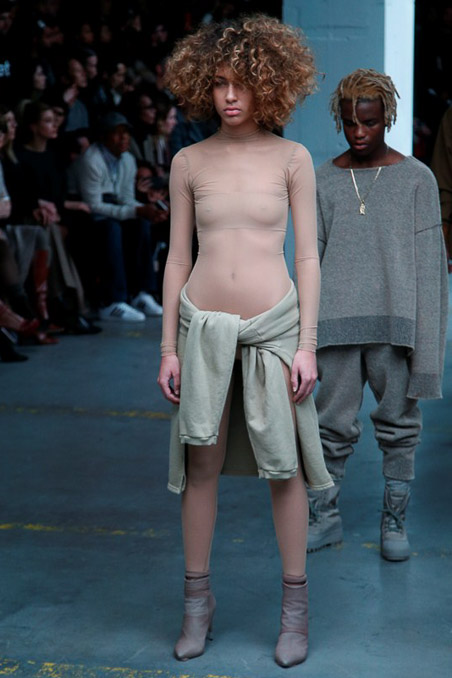 Kanye West x Adidas Originals Ready to Wear FW 2015 NYFW (22)