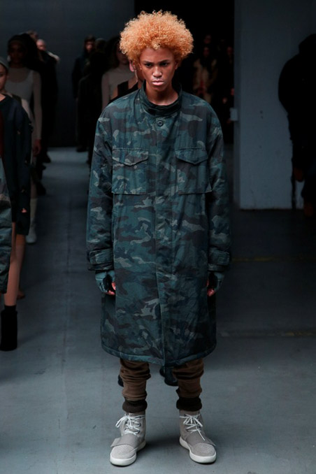 Kanye West x Adidas Originals Ready to Wear FW 2015 NYFW (50)