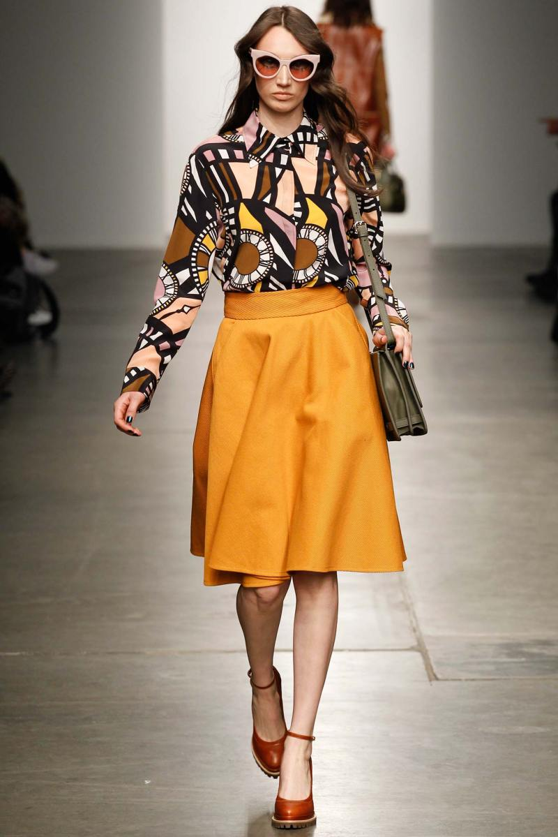 Karen Walker Ready to Wear FW 2015 NYFW (3)