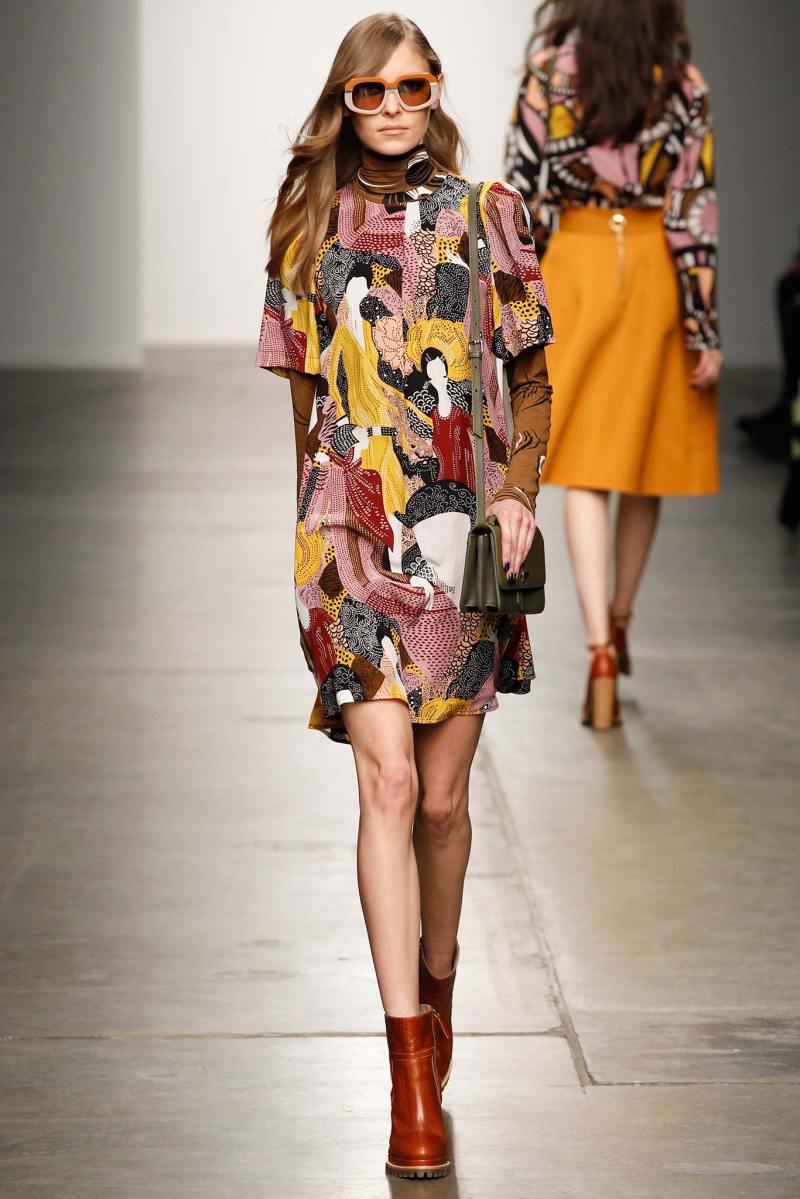 Karen Walker Ready to Wear FW 2015 NYFW (4)