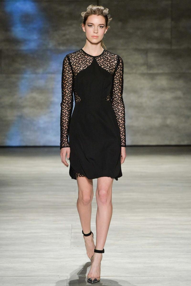 Lela Rose Ready to Wear FW 2015 NYFW (15)