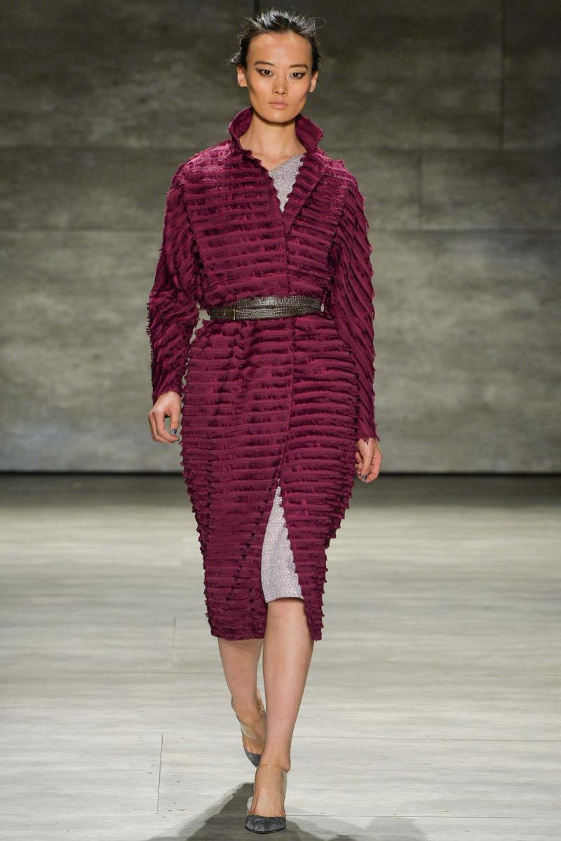 Lela Rose Ready to Wear FW 2015 NYFW (32)