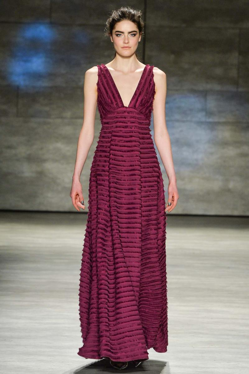 Lela Rose Ready to Wear FW 2015 NYFW (35)