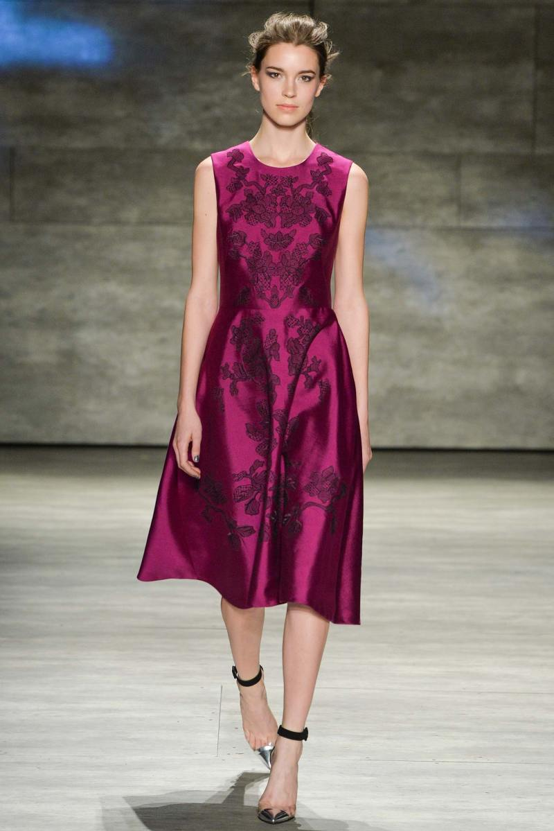 Lela Rose Ready to Wear FW 2015 NYFW (38)