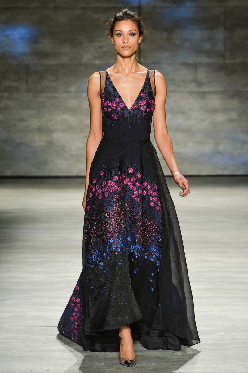 Lela Rose Ready to Wear FW 2015 NYFW (43)